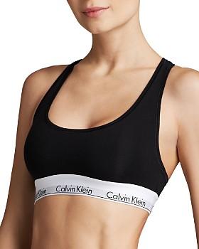 Calvin Klein - Modern Cotton Bralette & Boyshort