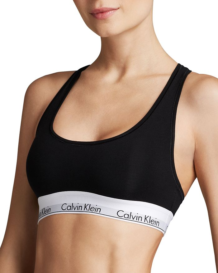 27e8cccce4 Calvin Klein - Modern Cotton Bralette