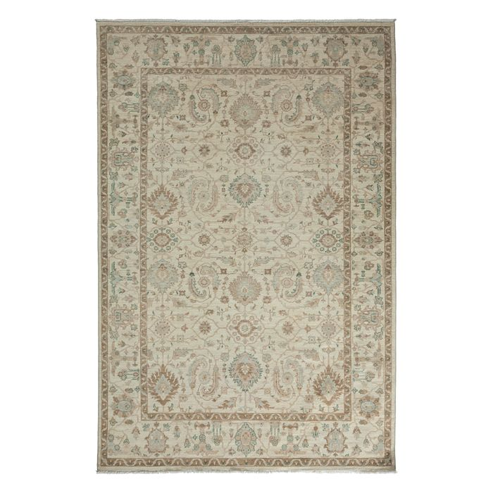 """Bloomingdale's - Oushak Collection Oriental Rug, 6' x 9'1"""""""