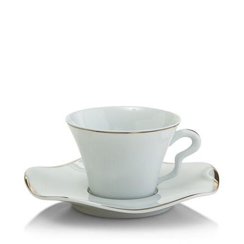 Medard de Noblat - Etincelle Platine Teacup