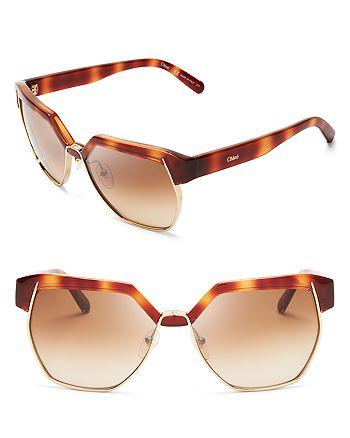 Chloé - Women's Dafne Sunglasses, 57mm