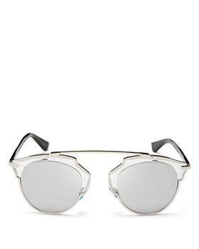 Dior - Women's So Real Mirrored Sunglasses, 48mm