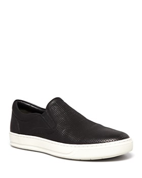 Vince - Men's Ace Perforated Weave Slip-On Sneakers