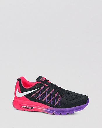 Nike Lace Up Running Sneakers Women's Air Max 2015
