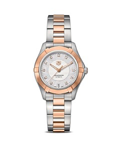 TAG Heuer Aquaracer Calibre 5 Automatic Watch, 34mm - Bloomingdale's_0