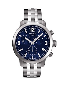 Tissot PRC 200 Chronograph Watch, 42mm - Bloomingdale's_0