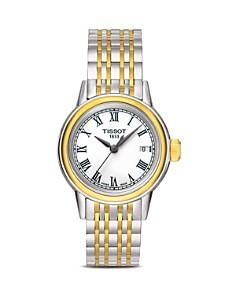 Tissot - Two-Tone Carson Watch, 29.5mm