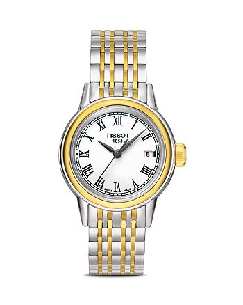 Tissot - Two-Tone Carson Watch, 29.5mm