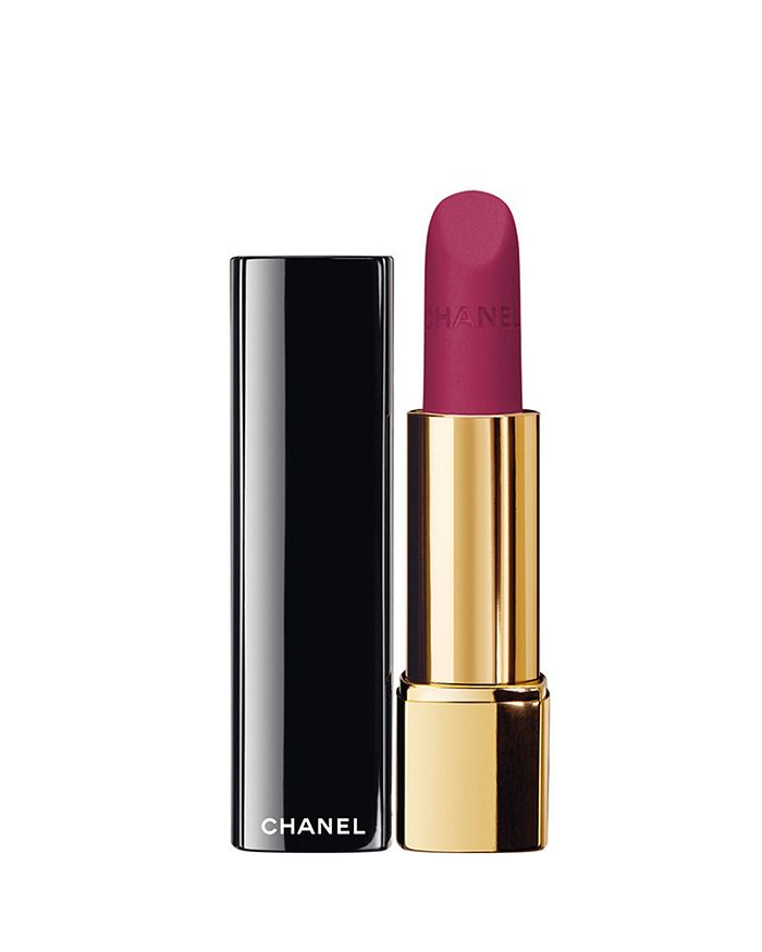 CHANEL - ROUGE ALLURE VELVET Intense Long-Wear Lip Colour