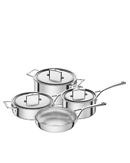 Zwilling J.A. Henckels - Aurora 7-Piece Cookware Set