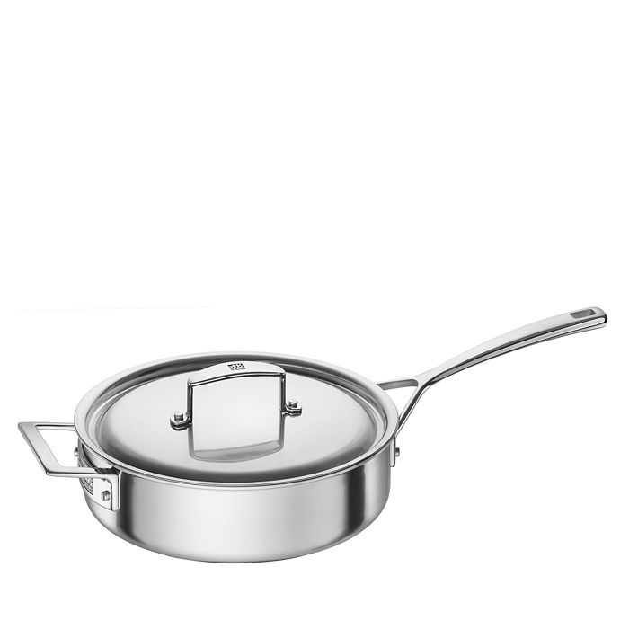 Zwilling J.A. Henckels - Aurora 3-Quart Saute Pan with Lid