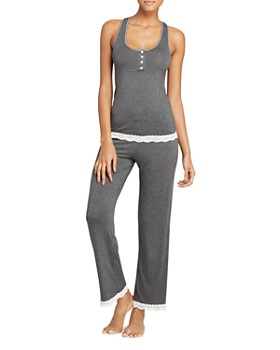 97816856e6ae Honeydew - Racerback Long Pajama Set ...