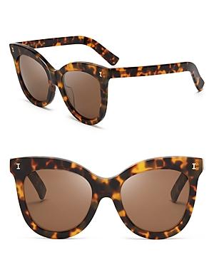 Illesteva Holly Sunglasses, 51mm