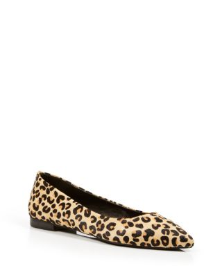 Jeffrey Campbell Leopard Print Pointed