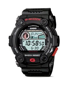 G-Shock Black Tide & Moon Graph Watch, 52.4mm - Bloomingdale's_0