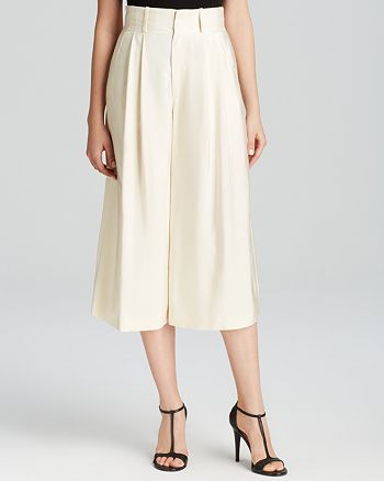Alice and Olivia - Ken High Waist Culottes