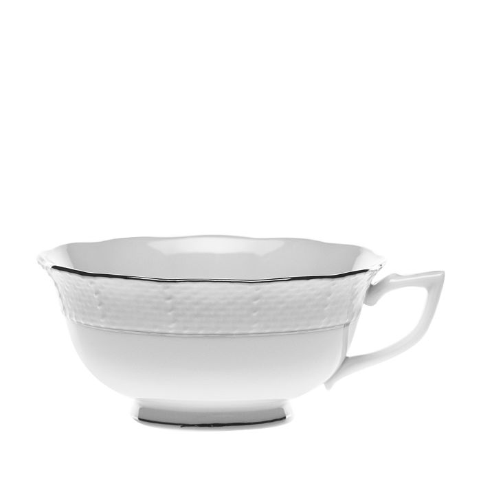Herend - Platinum Edge Teacup