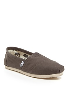 TOMS - Women's Classic Canvas Slip-Ons