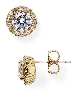 Nadri Sterling Pavé Stud Earrings - Bloomingdale's_0