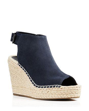 2ddc963e019 Kenneth Cole Olivia Suede Espadrille Wedge Platform Sandals ...