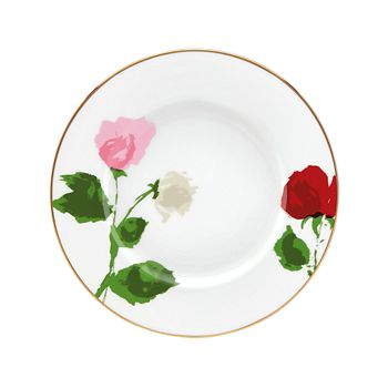 "kate spade new york - Rose Park 9"" Accent Plate"