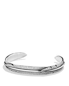 David Yurman - Feather Wrap Cuff Bracelet