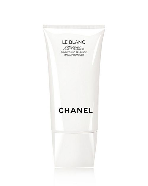 CHANEL - LE BLANC Brightening Tri-Phase Makeup Remover