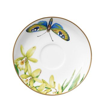 Villeroy & Boch - Amazonia Anmut After Dinner Cup Saucer – Bloomingdale's Exclusive