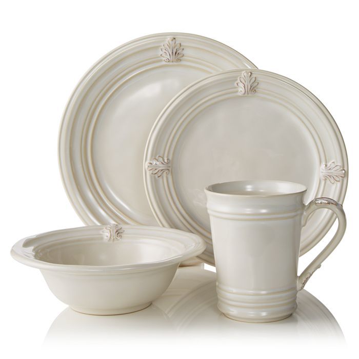 Juliska - Acanthus Dinnerware Collection