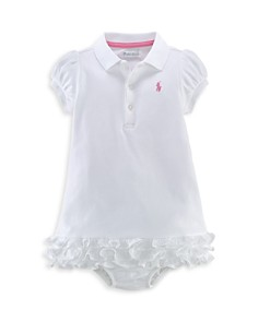 Ralph Lauren - Girls' Cupcake Dress & Bloomers Set - Baby