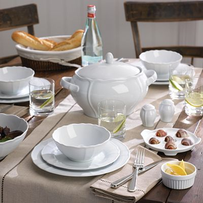 The French Chefs Maria Dinnerware Serveware Collection