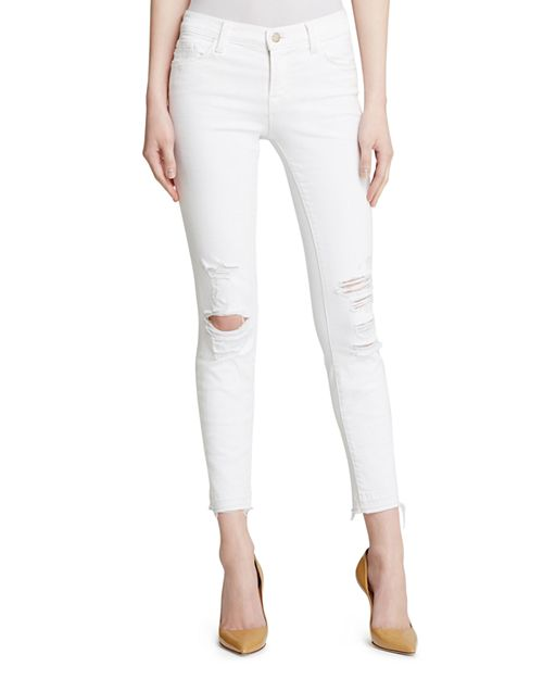 J Brand - Low Rise Ankle Skinny Jeans in Demented