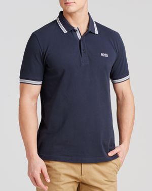 Boss Green Paddy Polo - Regular Fit