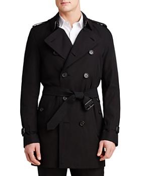 c9b5be4169 Burberry - Heritage Kensington Mid-Length Trench Coat ...