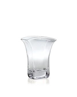 Simon Pearce - Rectangular Vase, Medium