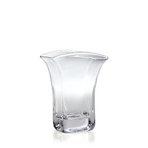 Simon Pearce Woodbury Rectangular Vase, Medium