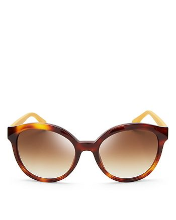 Fendi - Women's Oversized Round Sunglasses, 54mm
