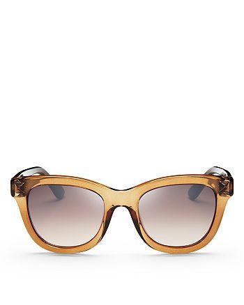 Valentino - Women's Floating Rockstud Square Sunglasses, 51mm