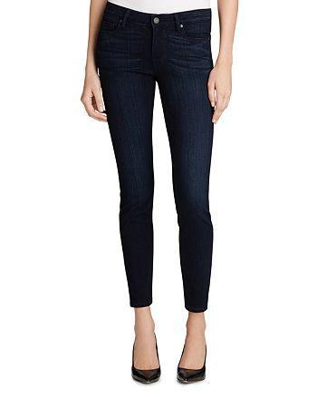 PAIGE - Transcend Mae Verdugo Ankle Skinny Jeans