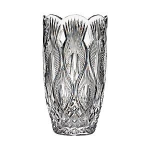 Waterford Peacock 10 Vase