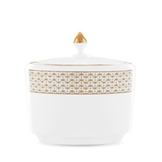 Waterford - Lismore Diamond Sugar Bowl