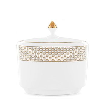 Waterford - Lismore Diamond Sugar Bowl