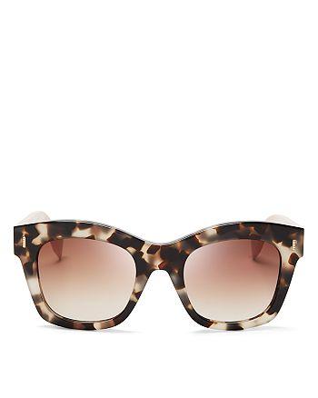 Fendi - Women's Oversized Square Sunglasses, 50mm