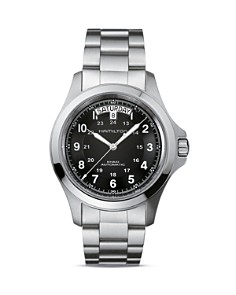 Hamilton Khaki King Automatic Watch, 40mm - Bloomingdale's_0