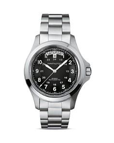 Hamilton - Hamilton Khaki King Automatic Watch, 40mm