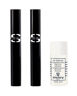 Sisley Paris Mascara Duo Set