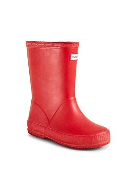 Hunter - Unisex Rain Boots - Walker, Toddler, Little Kid, Big Kid