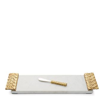 Michael Aram - Palm Cheeseboard & Spreader