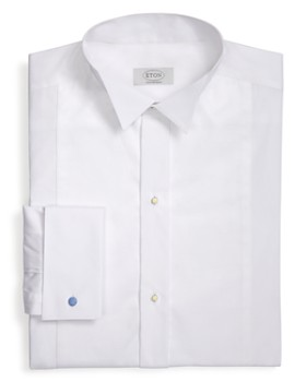 Eton - Classic Wing-Tip Bib Tuxedo Shirt - Regular Fit