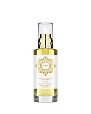 Moroccan Rose Gold Glow Perfect Dry Oil 100Ml from Oxygen Boutique
